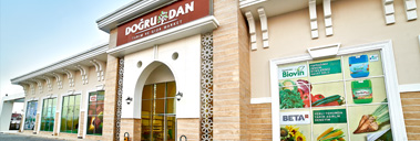 Dogrudan Agriculture and Food Market Store Investments