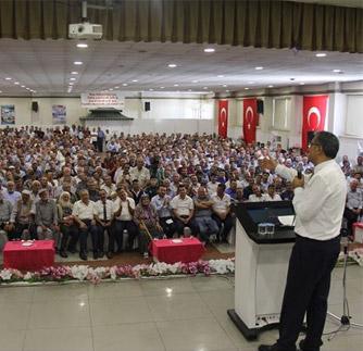 """""""GENEL KURUL BİZİM BAYRAMIMIZ, BU BAYRAMI EKSİKSİZ KUTLAMALIYIZ"""""""