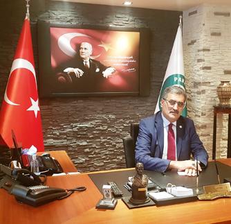 """""""CUMHURİYETİMİZİ İSTİKAMETİNDEN DÖNDÜRMEYECEĞİZ"""""""