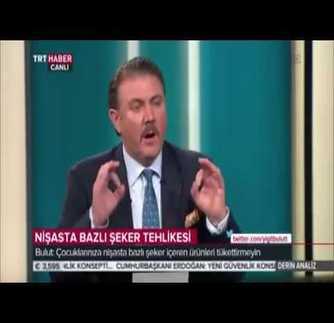Cumhurbaşkanı Başdanışmanı ve Star Gazetesi Yazarı Yiğit Bulut Nişasta Bazlı Şekerlerle İlgili TRT Haber'de Açıklamalarda Bulundu