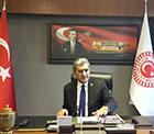 """Recep Konuk: """"Bayram Coşkusunu Şehit Ve Gazilerimize Borçluyuz"""""""