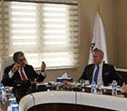 Recep Konuk, Büyükelçi Kiss ile Buluştu, Konya Macaristan Arasındaki Ticaretin Geliştirilmesi İçin El Sıkıştı
