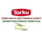 Torku'nun 97 çeşit ikramlık lezzeti market raflarında yerini aldı.