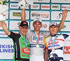 Torku Şekerspor Bisiklet Takımı Cumhurbaşkanlığı Bisiklet Turu'na hızlı bir başlangıç yaptı