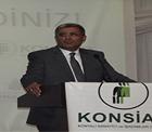 Pankobirlik Genel Başkanı Recep Konuk, İstanbul Feshane'de düzenlenen 1.KONEXPO Sanayi Ve Kültür Etkinliği'ni değerlendirdi.