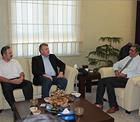 Panobirlik Genel Başkanı Recep Konuk, Torku Konyaspor ve Anadolu Selçukluspor yöneticilerini kabul etti.