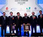 Başbakan'ın Elinden Konya Şeker Ve Panagro'ya 5 Ödül
