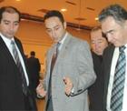 Özbekistan Heyeti Şeker'e hayran kaldı.