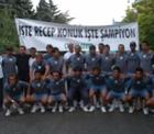 Konya Şekerspor şampiyon.