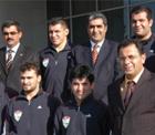Şekerspor güreşte Türkiye şampiyonu.