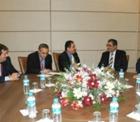 Çumra Şeker Entegre Tesisleri'ni gezen BBP Genel Başkanı Muhsin Yazıcıoğlu, yatırımlarla mutlu olduğunu söyledi.