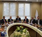 Erzincan Valisi ve Belediye Başkanı MÜSİAD Heyeti ile Birlikte Konya Şeker'i Ziyaret Etti Pankobirlik Genel Başkanı Recep Konuk ile istişarelerde bulundu