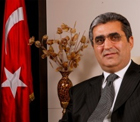 Sayın Recep Konuk'un 19 Mayıs Atatürk'ü Anma, Gençlik ve Spor Bayramı nedeniyle kutlama mesajı yayınladı.