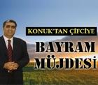 Üreticinin Bayram Masrafları da Okul Masrafları da Konya Şeker'den