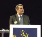Recep Konuk 29 Kasım-1 Aralık Tarihleri arsında Londra'da gerçekleştirilen ve  Uluslararası Şeker Örgütünün yıllık toplantısında Genel Kurula hitaben bir konuşma yaptı.