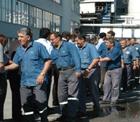 Konya Şeker yöneticileri ve çalışanları çifte bayram kutlaması yaptı