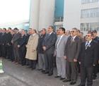 Konya Şeker'de Atatürk'ü anma töreni
