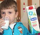 İlk andaki kadar taze  Torku Günlük Süt çıktı